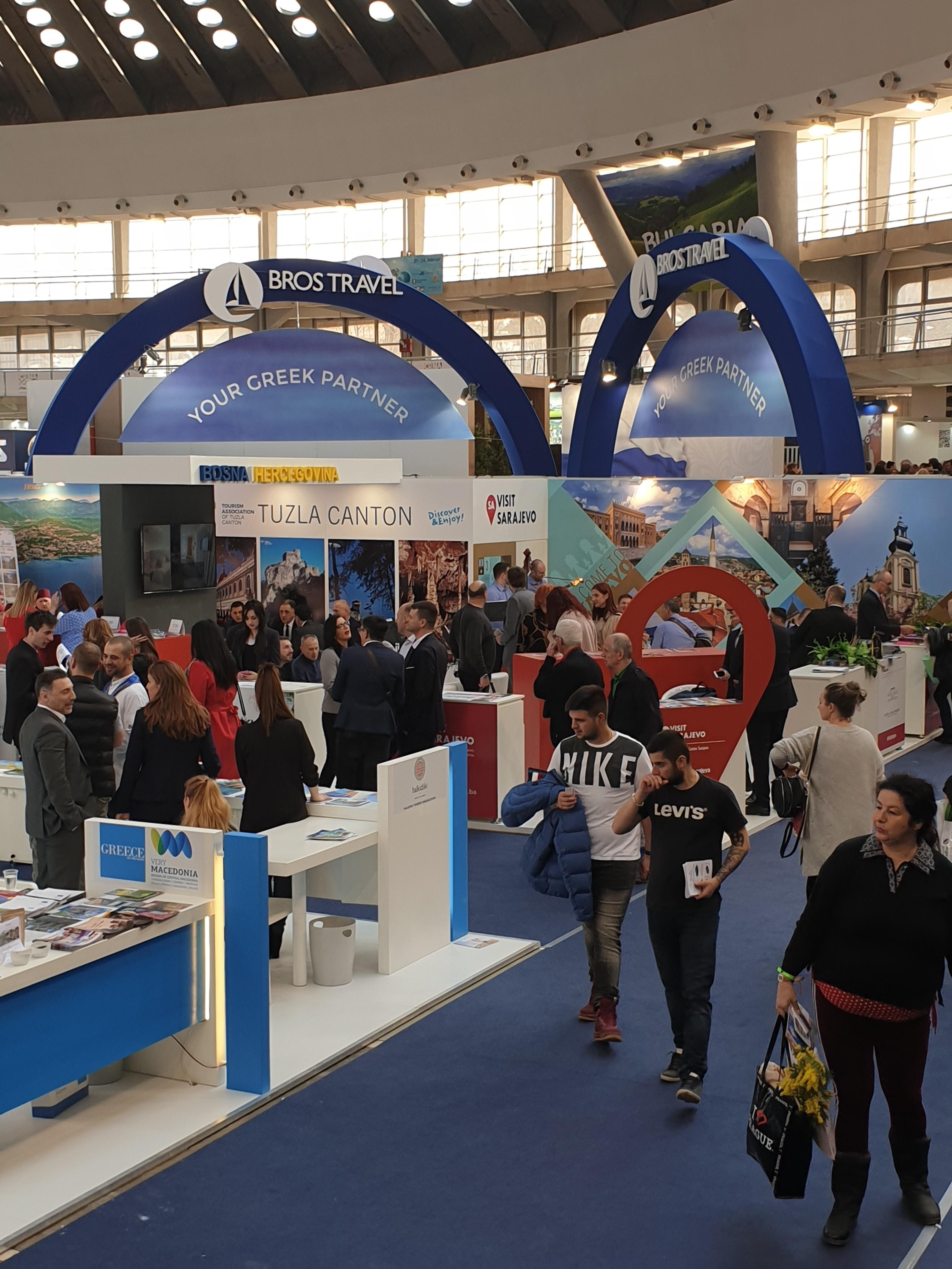 Завршен 41. Међународни сајам туризма у Београду