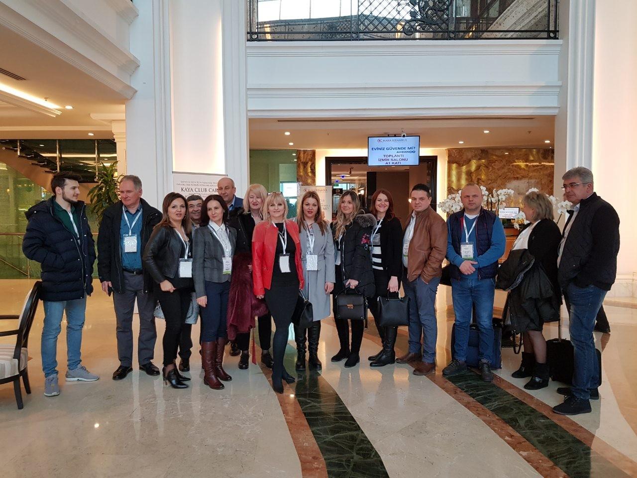 Привредна делегација посетила Међународни сајам канцеларијског материјала и опреме у Истанбулу