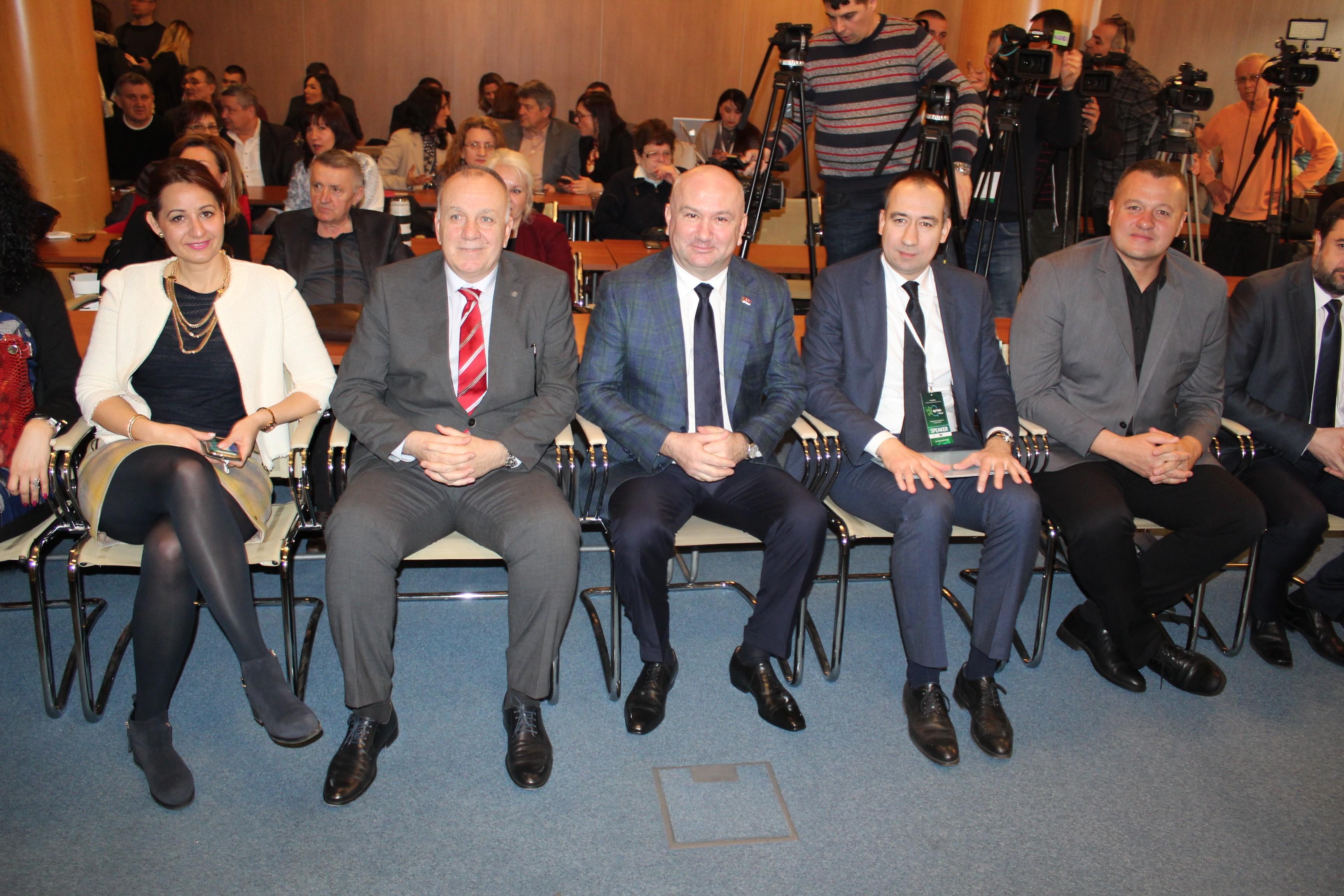 """Одржана конференција о технолошким иновацијама у пољопривреди """"Agri-Tech Future"""""""