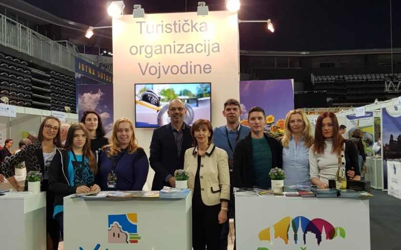 "Privredna komora Vojvodine na Međunarodnom sajma turizma ""PLACE2GO"" u Zagrebu"