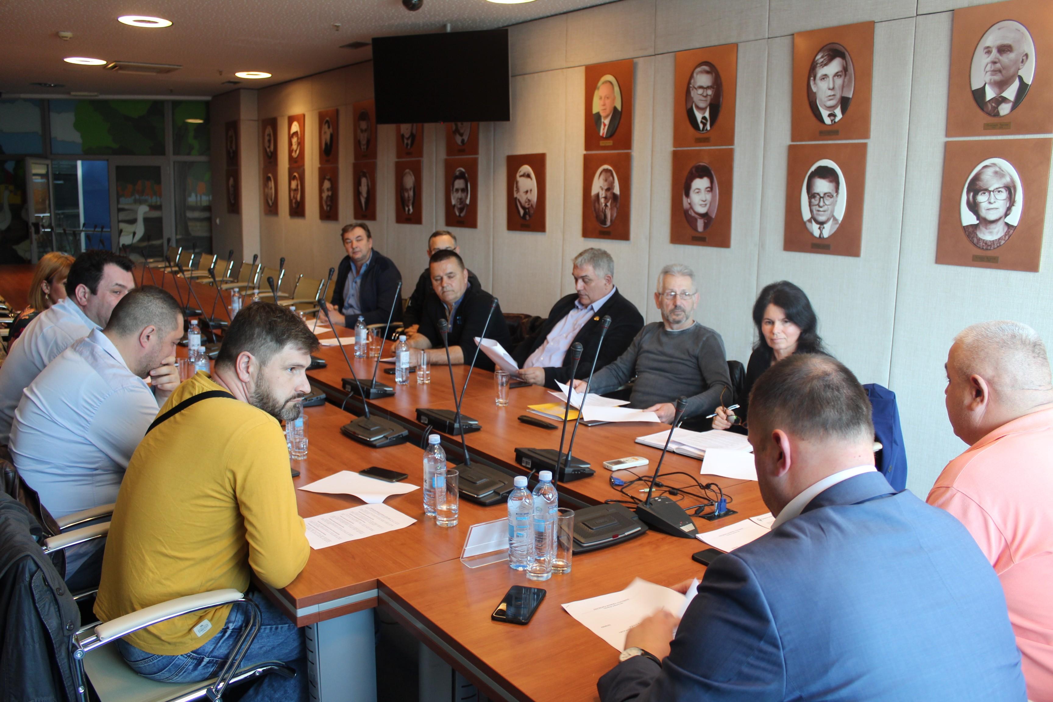Одржана друга седница Групације за пчеларство Привредне коморе Војводине