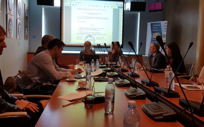 Одржана шеста седница Групације за транспорт опасне робе