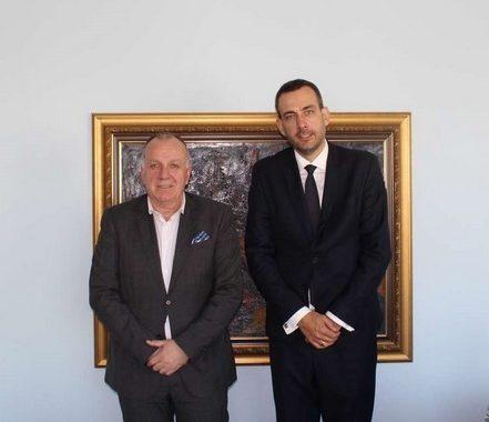 Почасни конзул Републике Тунис у Новом Саду посетио Привредну комору Војводине