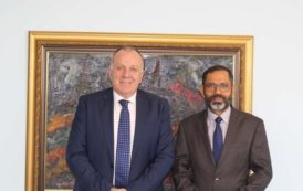 Амбасадор Републике Индије у Републици Србији посетио Привредну комору Војводине
