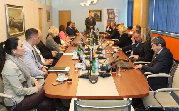 Округли сто председника регионалних привредних комора у Привредној комори Војводине