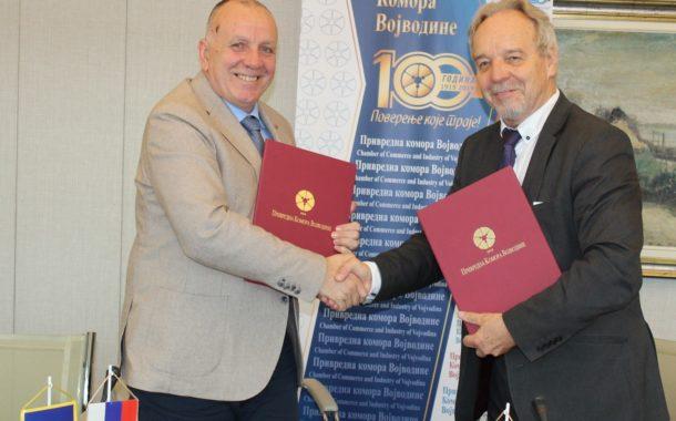 Привредна комора Војводине проширује међународну сарадњу