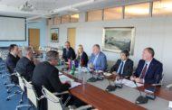 Састанак на тему даљег унапређења привредне сарадње са Републиком Словенијом