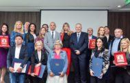 Privredna komora Vojvodine nagradila najbolje u ugostiteljskoj i turističkoj delatnosti AP Vojvodine za 2018. godinu