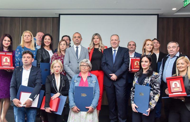 Привредна комора Војводине наградила најбоље у угоститељској и туристичкој делатности АП Војводине за 2018. годину