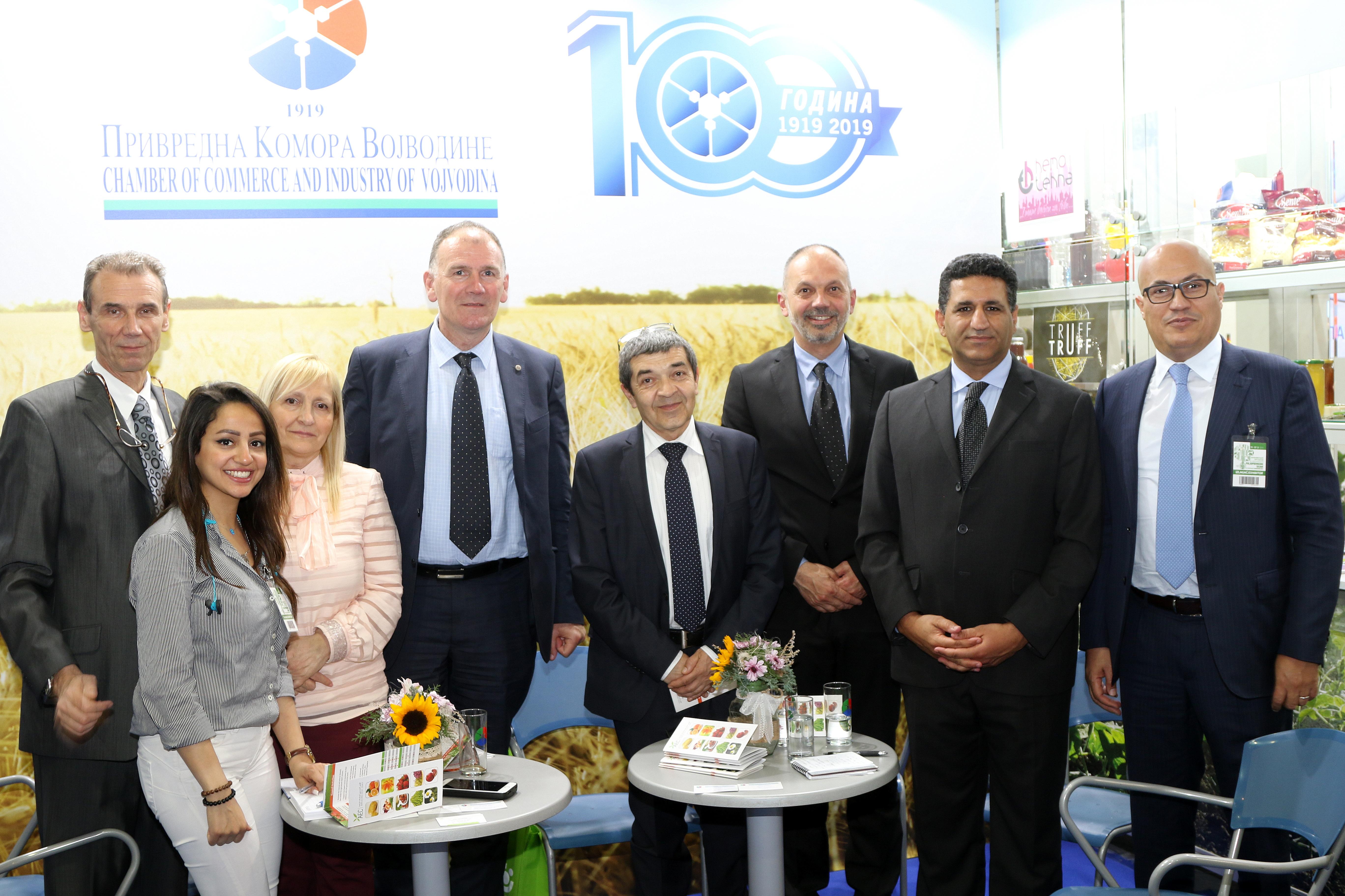 Unapređenje poslovne saradnje tokom 86. Međunarodnog poljoprivrednog sajma u Novom Sadu