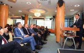 Одржан Пословни форум са Републиком Српском у Привредној комори Војводине