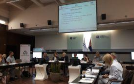 """Привредна комора Војводине на завршном семинару """"Представљање нових елемената у политици управљања отпадом"""""""
