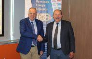 Председник Скупштине АП Војводине Иштван Пастор у Привредној комори Војводине