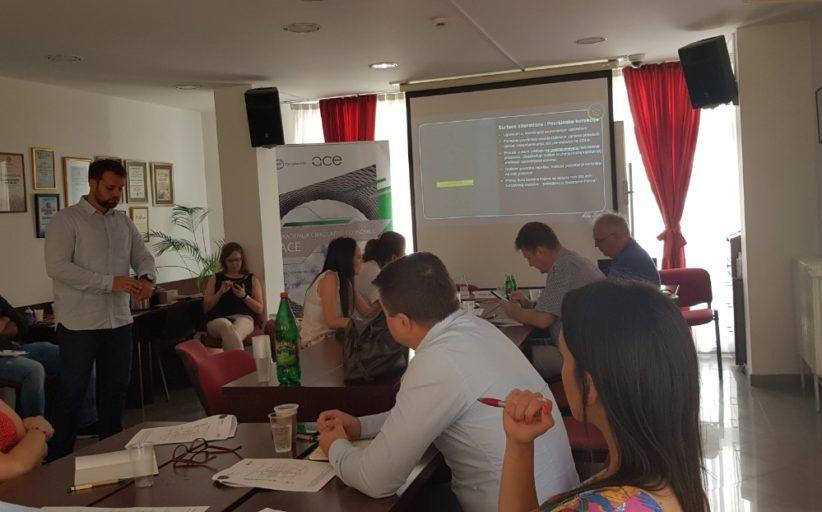 """Održana radionica """"Cirkularna ekonomija"""" u PKS-RPK Južnobačkog upravnog okruga u Novom Sadu"""