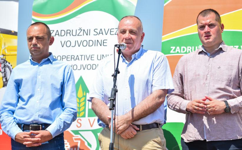 """Privredna komora Vojvodine na manifestaciji """"Žetveni dan"""""""
