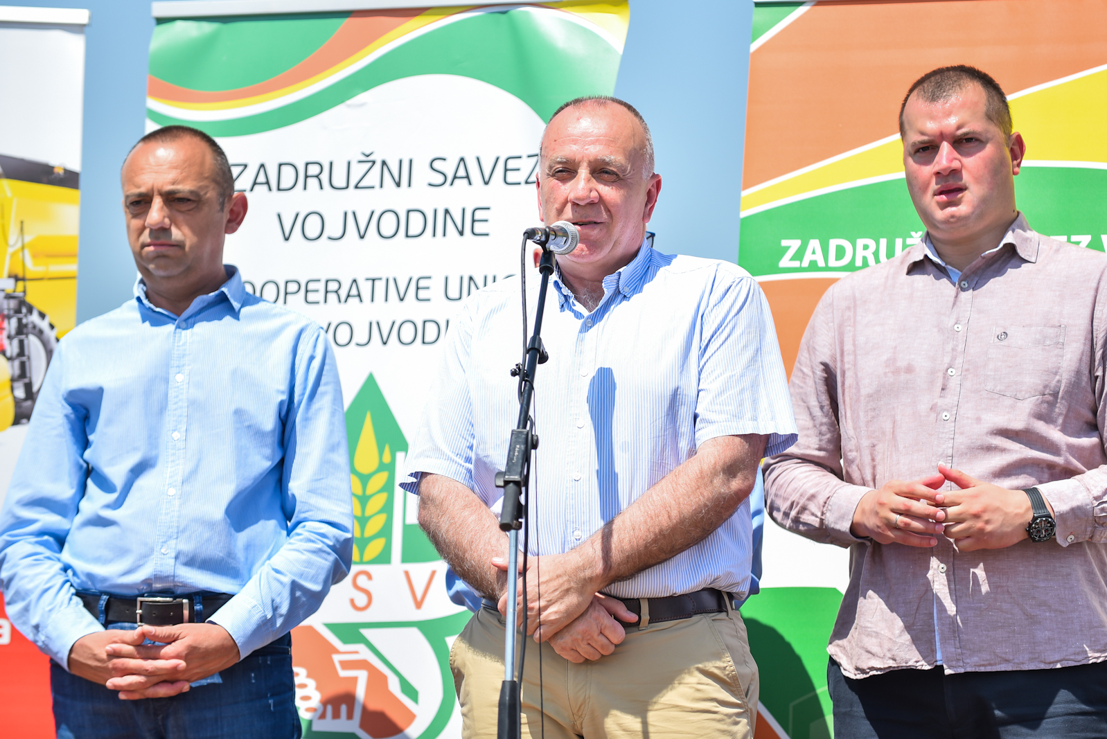 """Привредна комора Војводине на манифестацији """"Жетвени дан"""""""