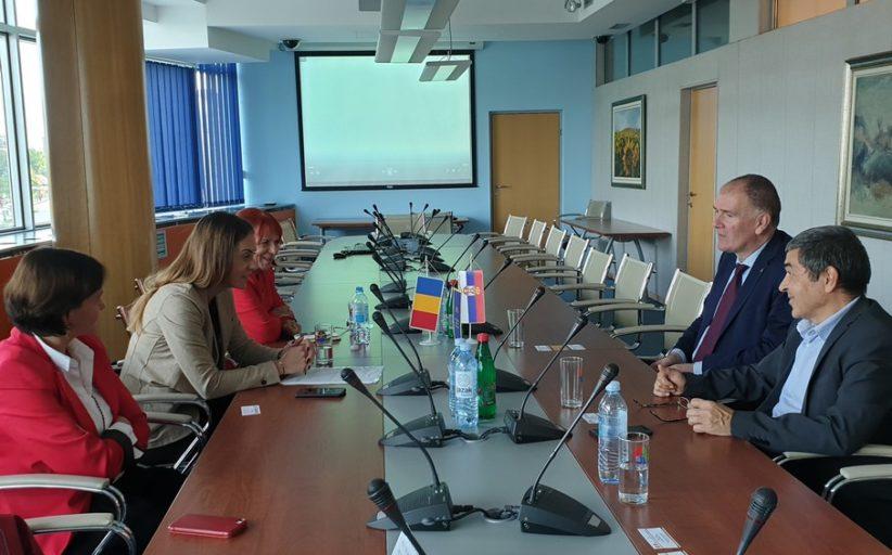 Održan sastanak Privredne komore Vojvodine sa Privrednom komorom Temišvar