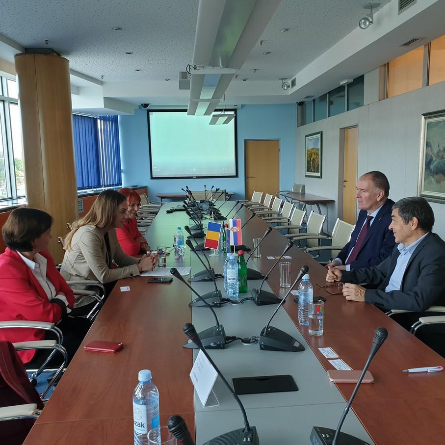Одржан састанак Привредне коморе Војводине са Привредном комором Темишвар