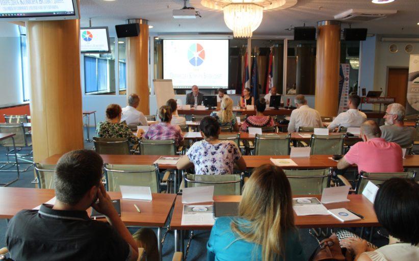 """Radionica """"Cirkularna ekonomija"""" održana u Privrednoj komori Vojvodine"""