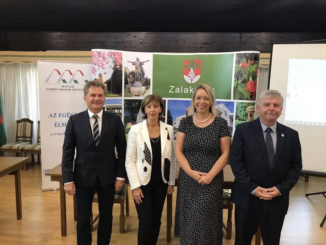 У Мађарској најављено унапређење сарадње Привредне коморе Војводине са Удружењем бањских градова Мађарске