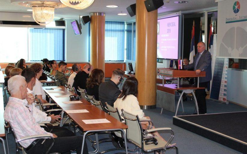 """Конференција """"New Deal 2019"""" у Привредној комори Војводине"""
