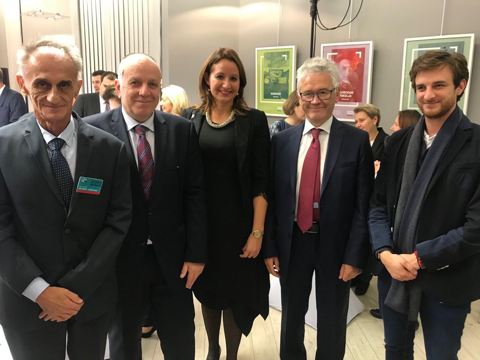 Predsednik Privredne komore Vojvodine Boško Vučurević na Evropskoj nedelji regija i gradova u Briselu
