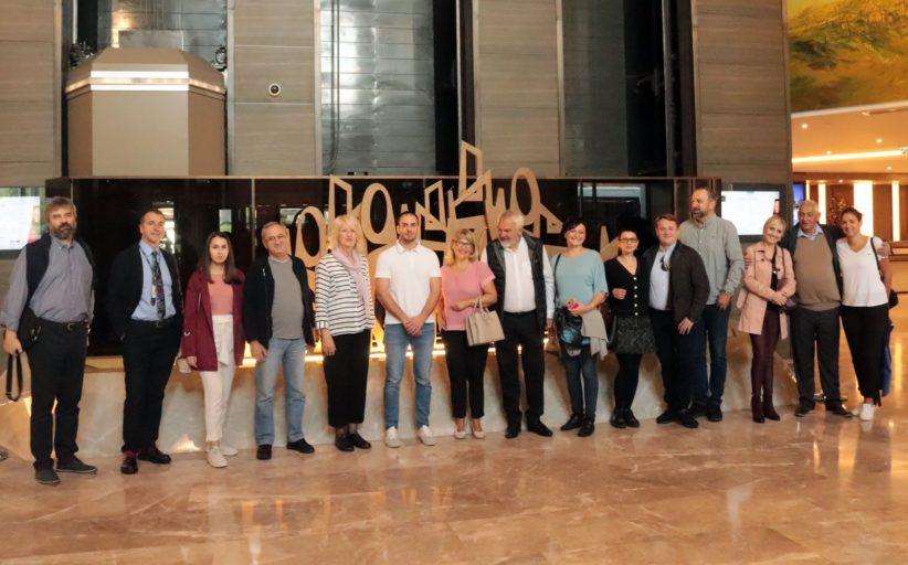 """Привредници из Војводине посетили 25. Интернационални сајам """"Eurasia Packaging 2019 – иновације у области паковања"""" у Истанбулу"""