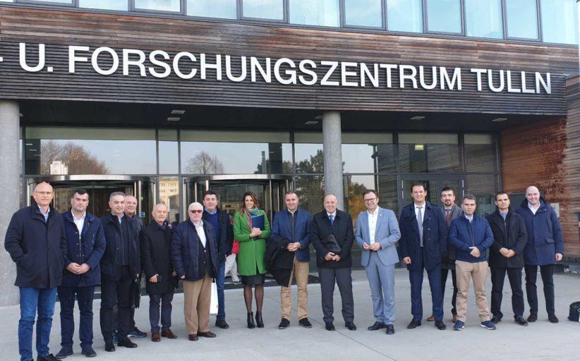 Vojvođanska privredna delegacija u poseti Donjoj Austriji