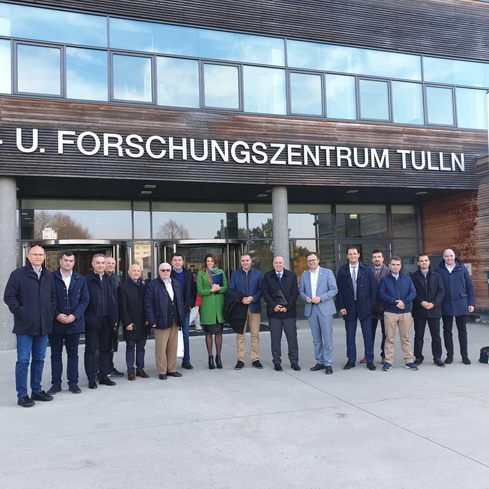Војвођанска привредна делегација у посети Доњој Аустрији