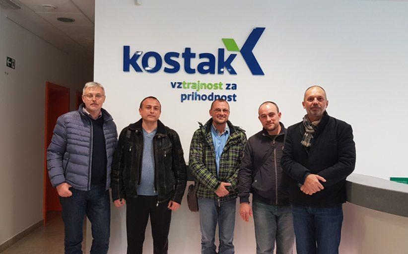"""Studijska poseta Sloveniji """"Upravljanje otpadom, principi cirkularne ekonomije"""""""