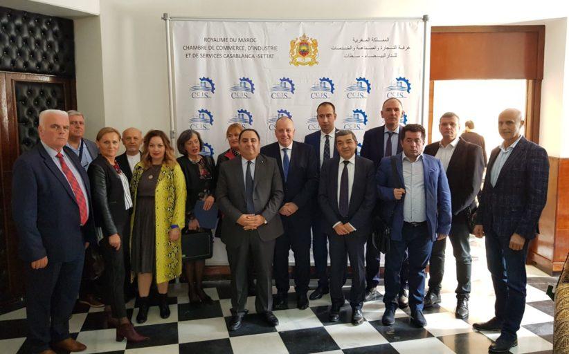 Delegacija Privredne komore Vojvodine u poseti Kraljevini Maroko