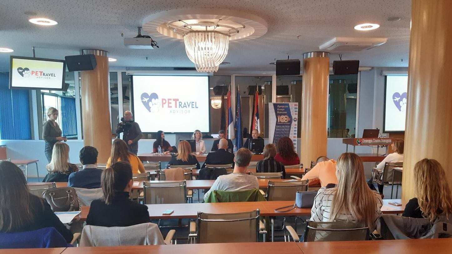 """Панел дискусија на тему """"Пет-стандард категоризација"""" у Привредној комори Војводине"""