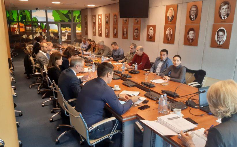 Oдржана 7. седница Групације за транспорт опасне робе Привредне коморе Војводине
