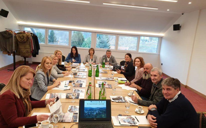Одржана седница Групације за туризам и угоститељство