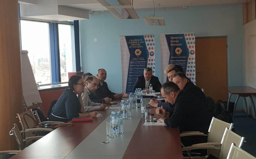 Održana sedma sednica Grupacije za trgovinu Privredne komore Vojvodine
