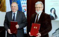Privredna komora Vojvodine uručila donaciju Matici srpskoj