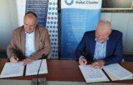 Potpisan ugovor između Privredne komore Vojvodine i Vojvodina Metal Klastera  o zajedničkim aktivnostima za izradu studije o stanju i perspektivama metalske /mašinske industrije