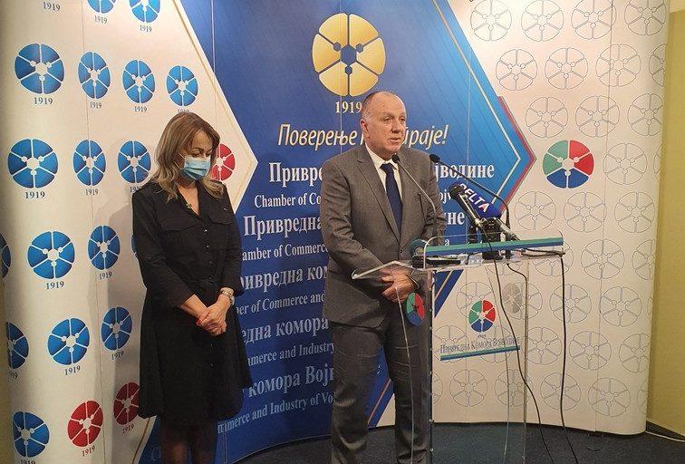 """У Привредној комори Војводине одржан је тематски скуп """" Финансирање пољопривреде у 2021. години"""""""