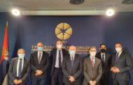 """У Привредној комори Војводине одржана онлајн конференција """"Привредна комора Војводине- Привредна комора Казабланке """""""