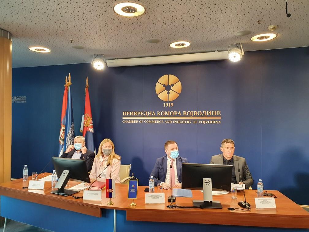 """У Привредној комори Војводине одржана је конференција """"Тренутно стање у производњи сира и могућност пласмана"""""""