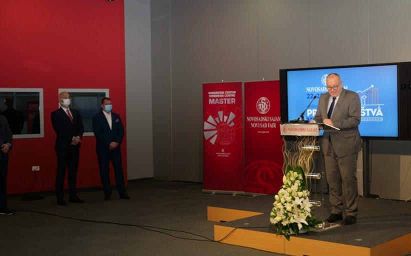 Отворен први дигитални Сајам предузетништва на Новосадском сајму