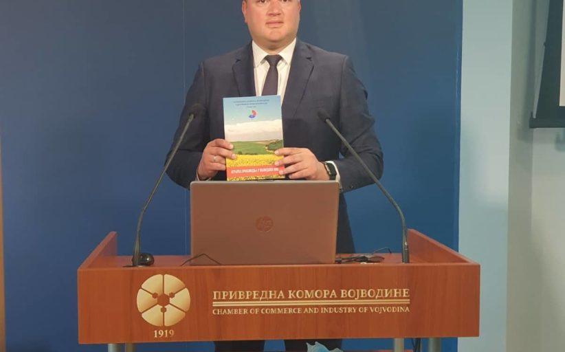 """Презентација студије  """" Аграрна производња у Војводини 2020. године"""""""