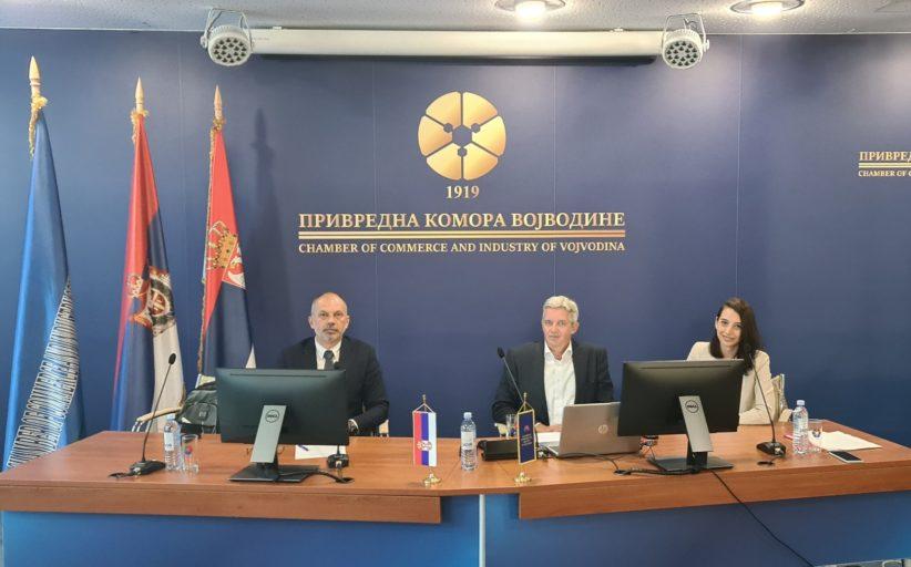 """У Привредној комори Војводине одржан онлајн панел """" Царинско пословање"""""""