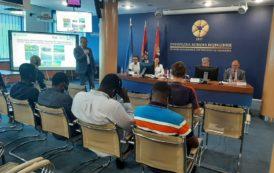 У Привредној комори Војводине одржан је први састанак Саветодавног одбора СЛЛЕС пројекта  ( Sustainable Land, Livelihoods, and Energy Initiative Serbia)