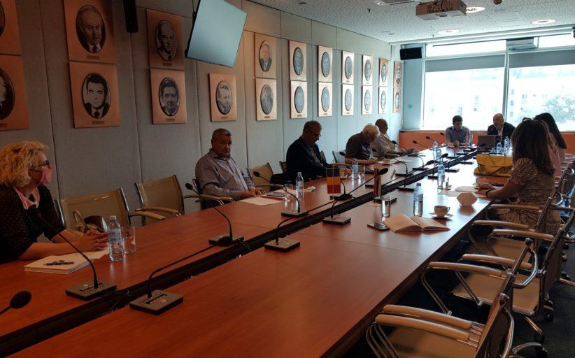 Прва радна и конститутивна седница Одбора удружења Услуга ПКВ