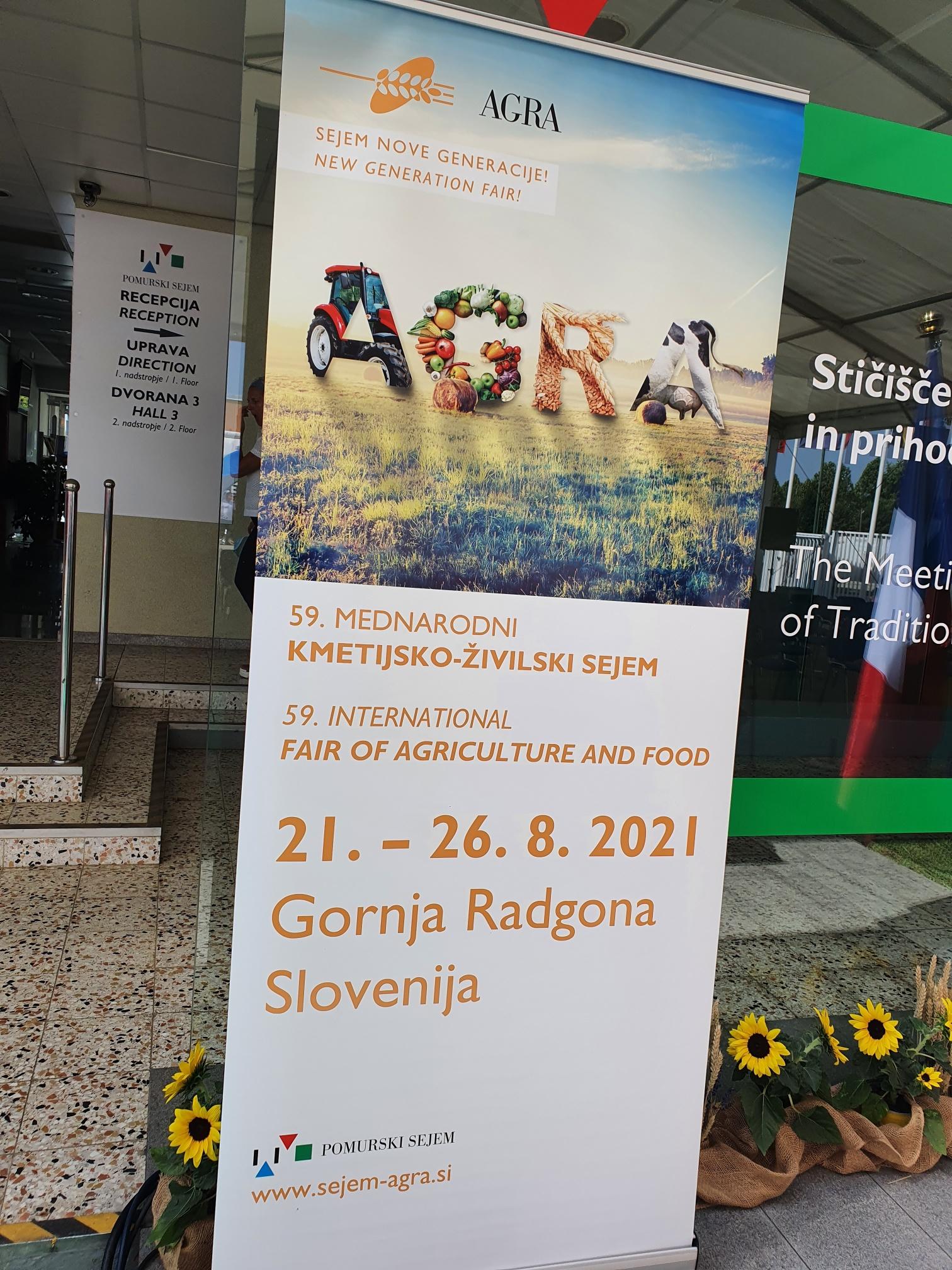 """Посета делегације Привредне коморе Војводине пољопривредном сајму """" Агра"""" у Горњој Радгони"""