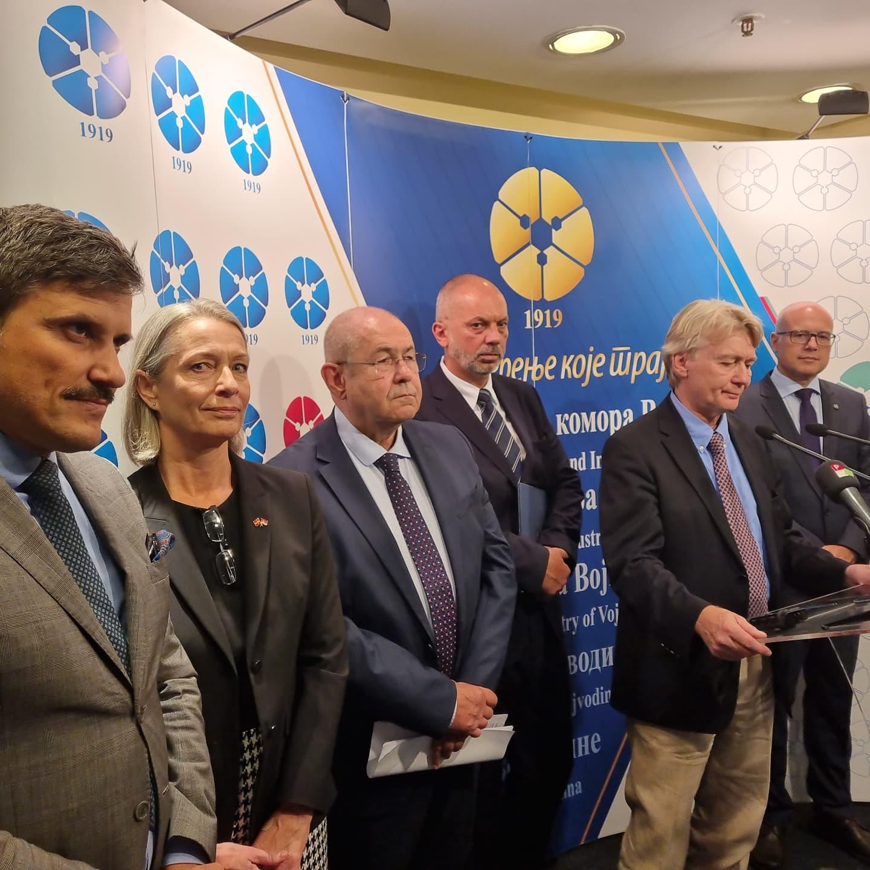 """Конференција """" Јачање циркуларне економије у Србији – нордијска искуства"""""""