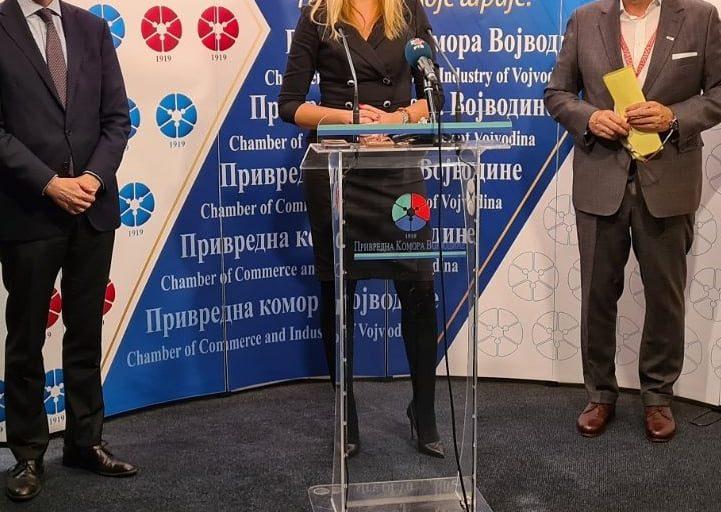 Посета привредне делегације Корушке Привредној комори Војводине